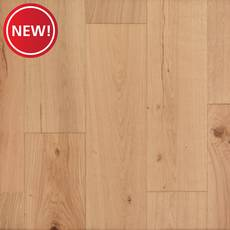 New! Cheshire White Oak Wire-Brushed Sawn Engineered Hardwood