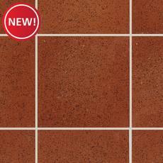 New! Monterrey Rojo Abrasive Quarry Tile