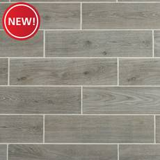 New! Westchester Gray Quick Lock Porcelain Tile