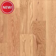New! Cirrus White Oak Wire-Brushed Engineered Hardwood