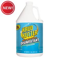 New! Krud Kutter Heavy Duty Cleaner and Disinfectant 1gal.