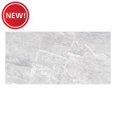 New! Nepal Gray Polished Porcelain Tile