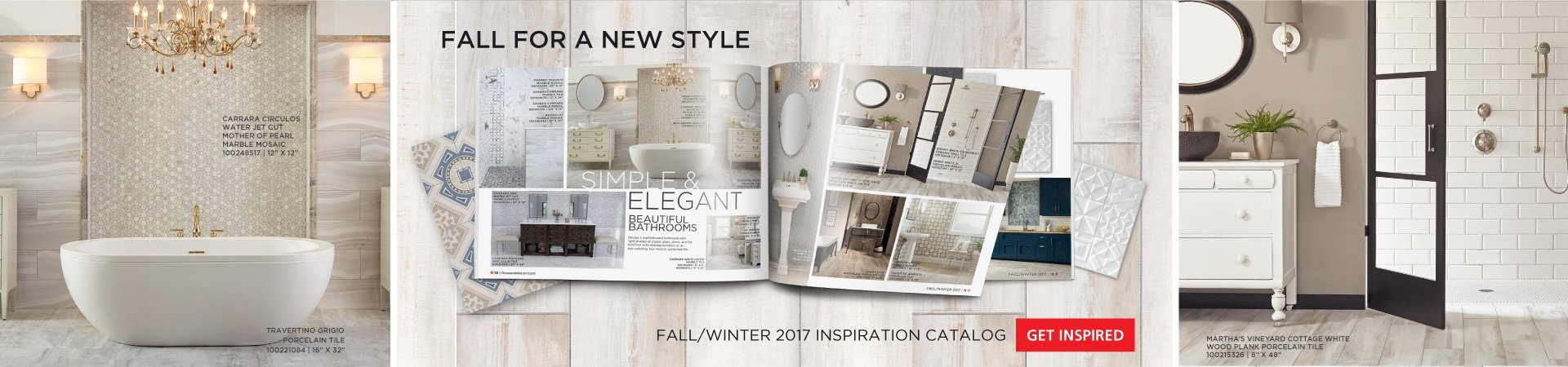 2017 Fall Winter Catalog