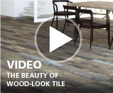 Wood Look Tile Video