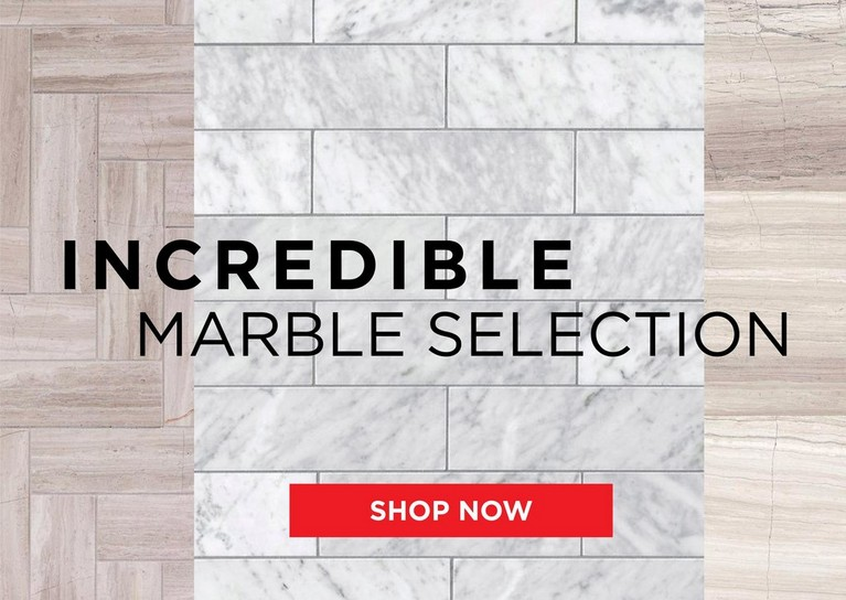 Incredible Marble Selection