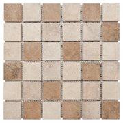 Pompeii Mix Design 2 Ceramic Mosaic