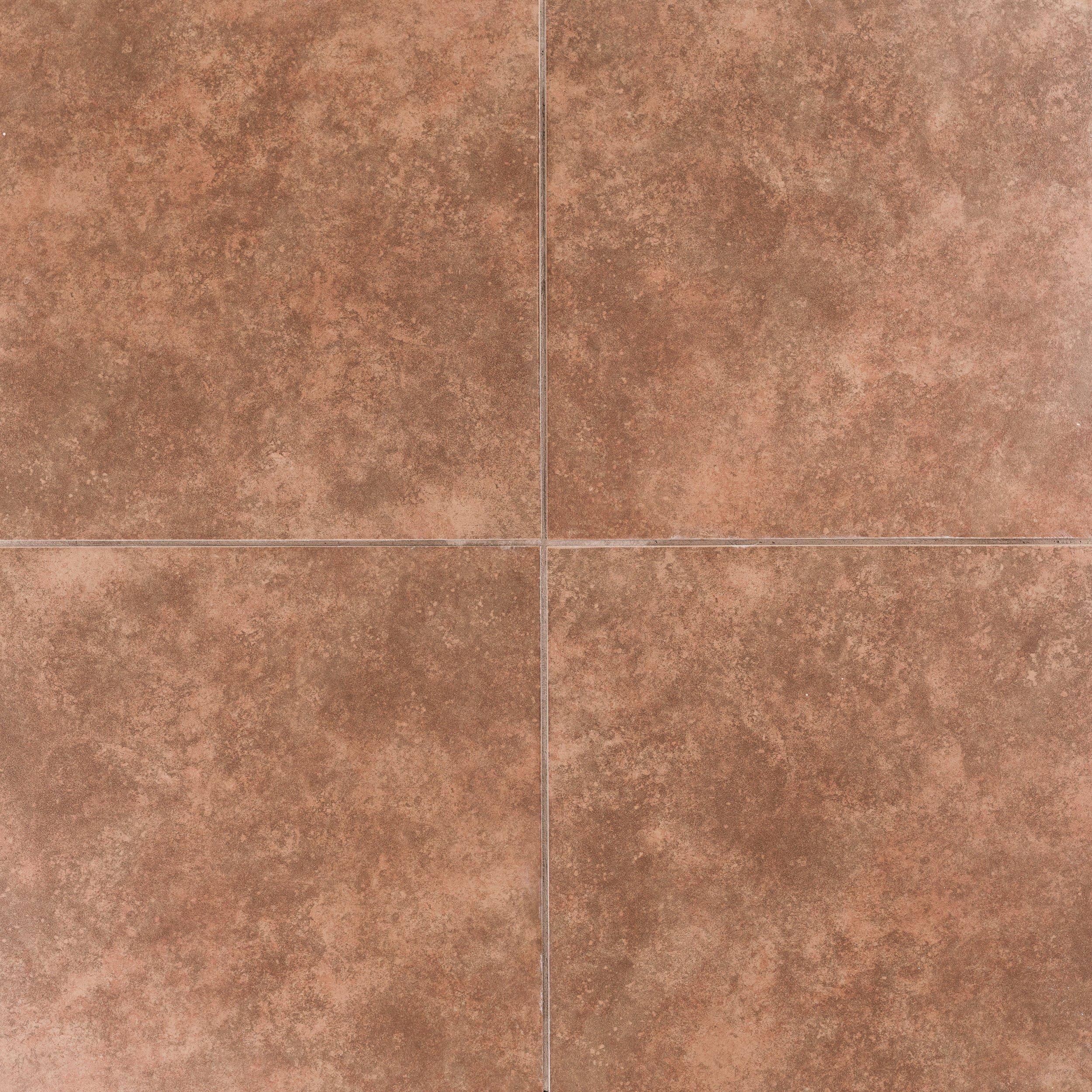 Fioro Cotto Ceramic Tile 18 X 18 911173465 Floor And Decor