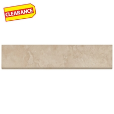 Clearance! Vienna Ivory Porcelain Bullnose