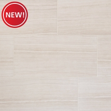 New! Eramosa White Porcelain Tile