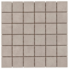 Uptown Gray Porcelain Mosaic