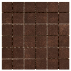 Uptown Brown Porcelain Mosaic