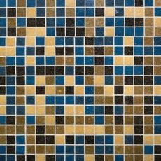 Matte Square Glass Mix Mosaic