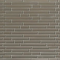 Wool Linear Glass Mosaic