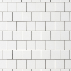 Bright White Ice Ceramic Wall Tile
