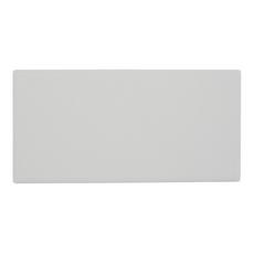 Bright Tender Gray Subway Ceramic Wall Tile