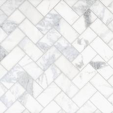 Sahara Carrara Marble Tile