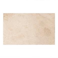 Savona Ivory Brushed Travertine Tile