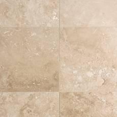 Caria Light Honed Travertine Tile