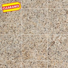 Clearance! Yellow Star Granite Tile