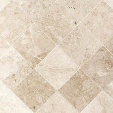 Cappuccino Beige Polished Marble Tile | Tuggl