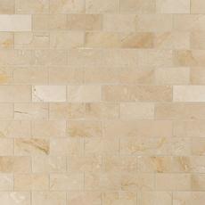 Crema Marfil Polished Marble Wall Tile 3 X 6 931100478