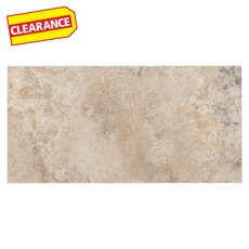 Clearance! Camila Polished Travertine Tile