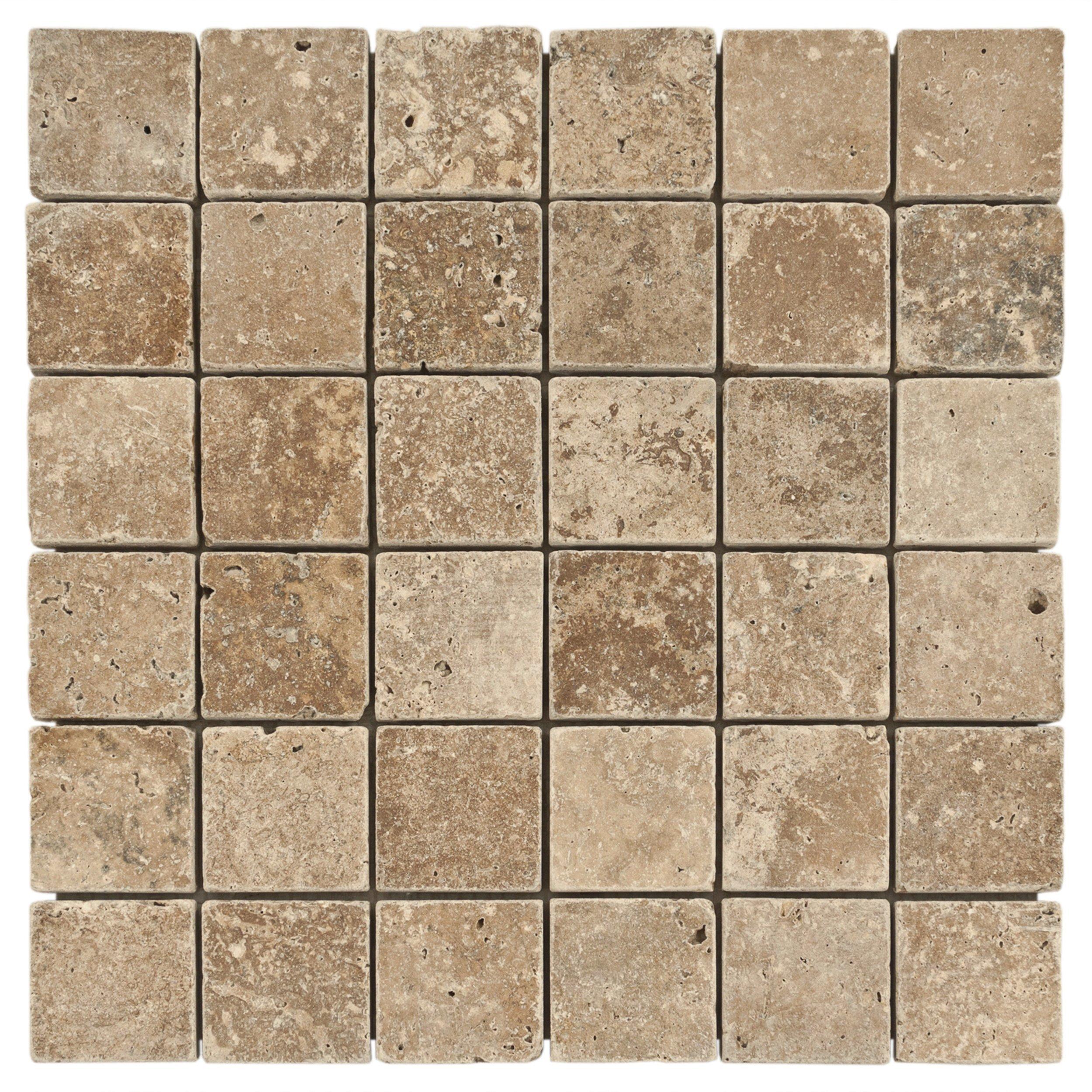 Travertine Stone Tile Floor Amp Decor