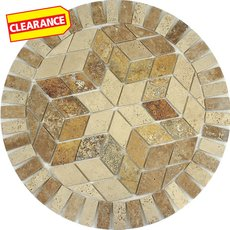 Clearance! Vega Decorative Medallion