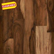 Clearance! Tobacco Trail Acacia Hand Scraped Engineered Hardwood