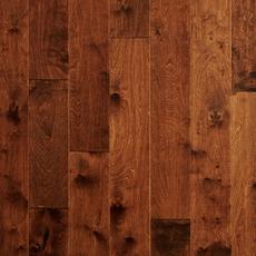 Amaretto Birch Hand Scraped Engineered Hardwood 3 8in X