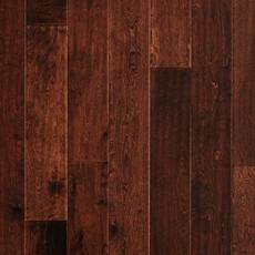Espresso Birch Hand Scraped Engineered Hardwood