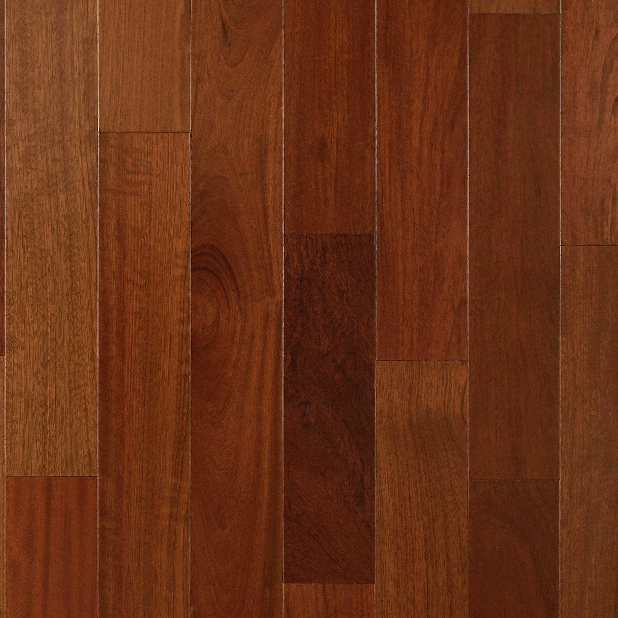 Alea Brazilian Cherry Smooth Engineered Hardwood