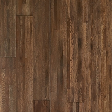 Timberclick Mystic Oak Wire Brushed Solid Hardwood