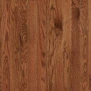 Toffee Oak Smooth Solid Hardwood
