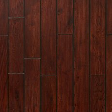 Imperial Oak Locking Hand Scraped Solid Hardwood