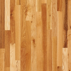 Oak Natural Smooth Solid Hardwood