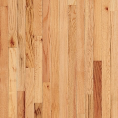 Natural Rustic Oak Smooth Solid Hardwood