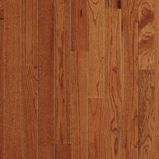 Gunstock Oak Smooth Solid Hardwood