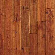 Gold Topaz Acacia Hand Scraped Solid Hardwood