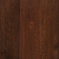 Acacia Cordoba Hand Scraped Solid Hardwood - color Spn Wlnt