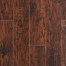 Mocha Hickory Laminate 8mm 944101289 Floor And Decor