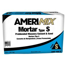 Amerimix Masonry Cement and Sand Morter AMX 500 S