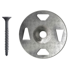 Schluter-Kerdi-Board-ZT/-ZS Screw and Washer Set | Tuggl