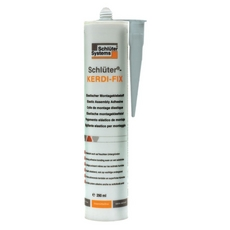 Schluter-Kerdi-Fix Sealing and Bonding Compound Gray