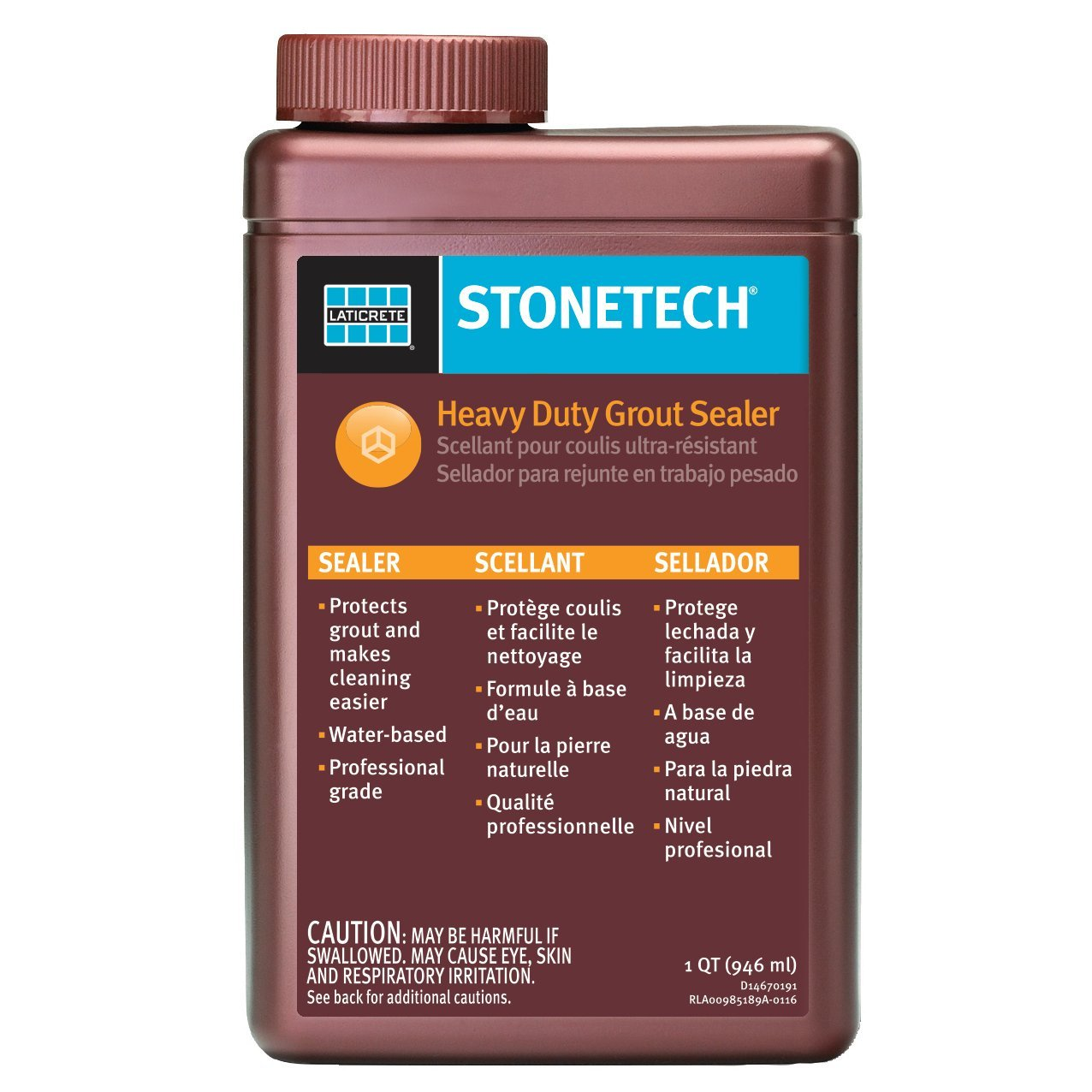 Laticrete Stonetech Professional Heavy Duty Grout Sealer For Ceramic