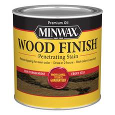 Minwax Ebony 2718 Wood Finish Stain