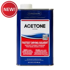 New! Crown Acetone