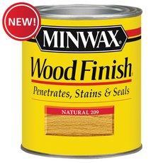 New! Minwax English Chestnut Wood Finish