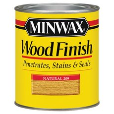 Minwax Red Oak Wood Stain