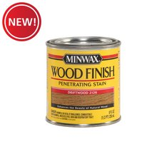 New! Minwax Driftwood Stain